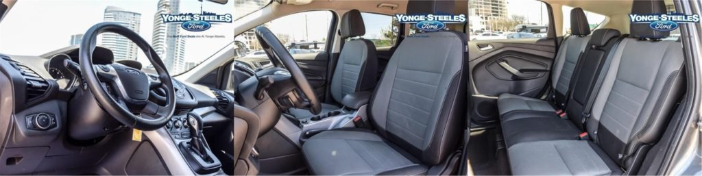 2016 Ford Escape Interior