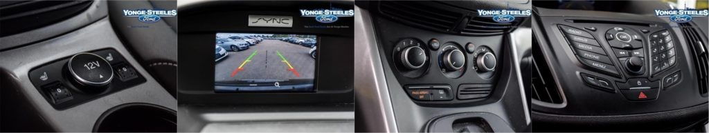 2016 Ford Escape Technology Features