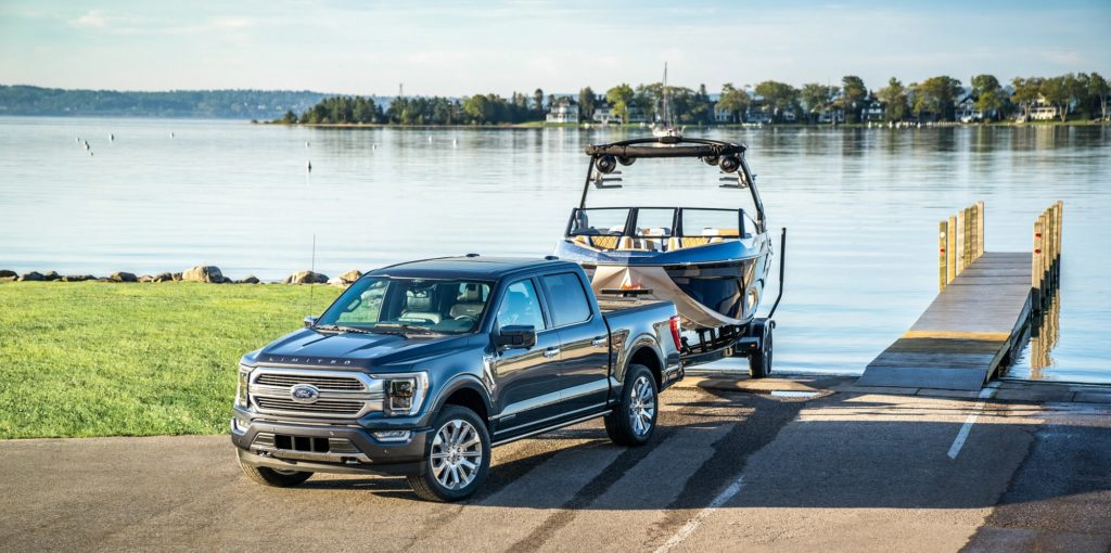 Best Truck for Towing in Canada