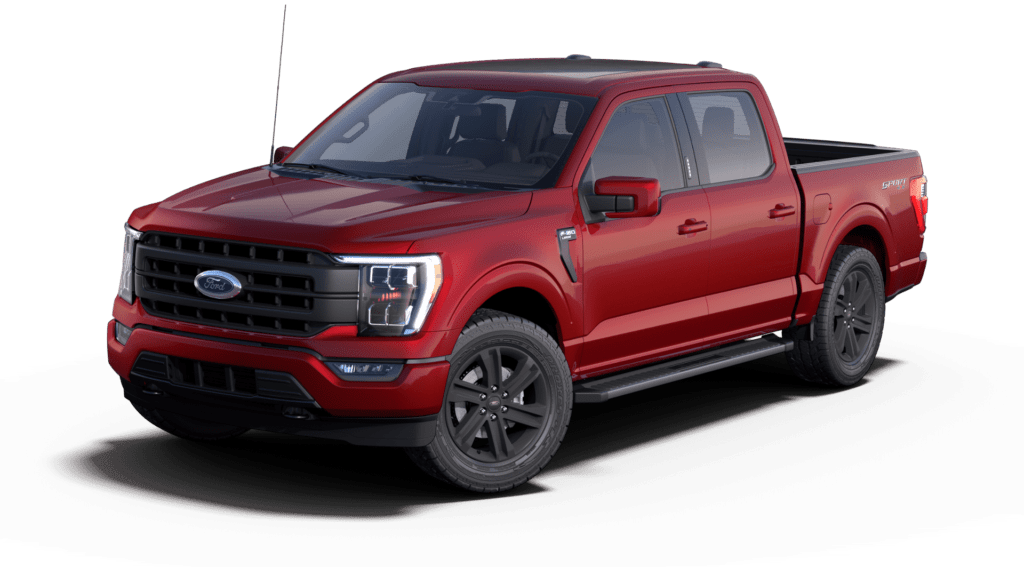 Lease Deal on 2021 F150 at $108/week