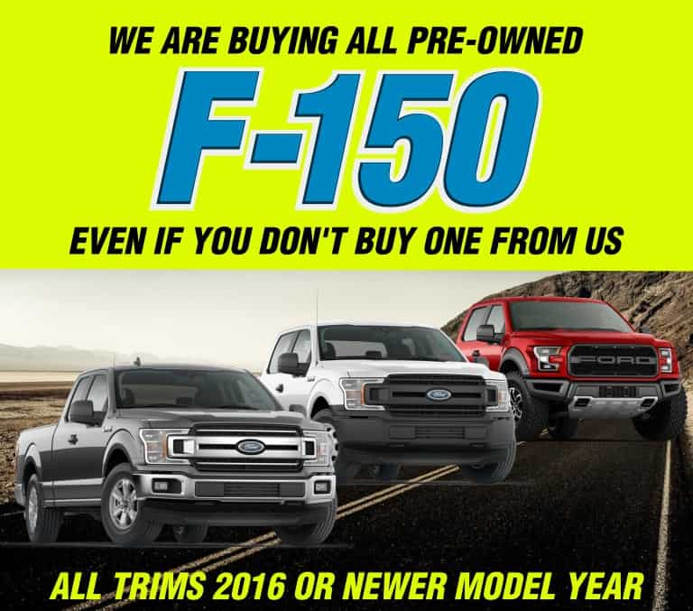 sell your f150